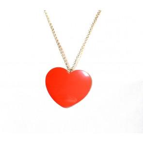 Mon Coeur - S037-R Collana Rosso
